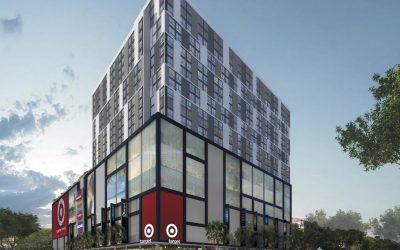 TERRA PARTNERING ON TARGET-ANCHORED BLOCK 55 IN OVERTOWN, GROUNDBREAKING THIS MONTH