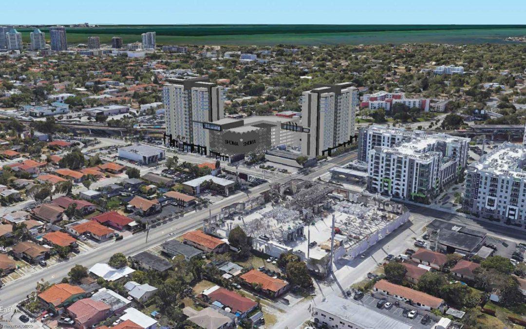 ANOTHER TRANSIT ORIENTED DEVELOPMENT NEAR METRORAIL: SHOMA PROPOSES 391 APARTMENTS AT BIRD ROAD, INCLDUING MICRO-UNITSv