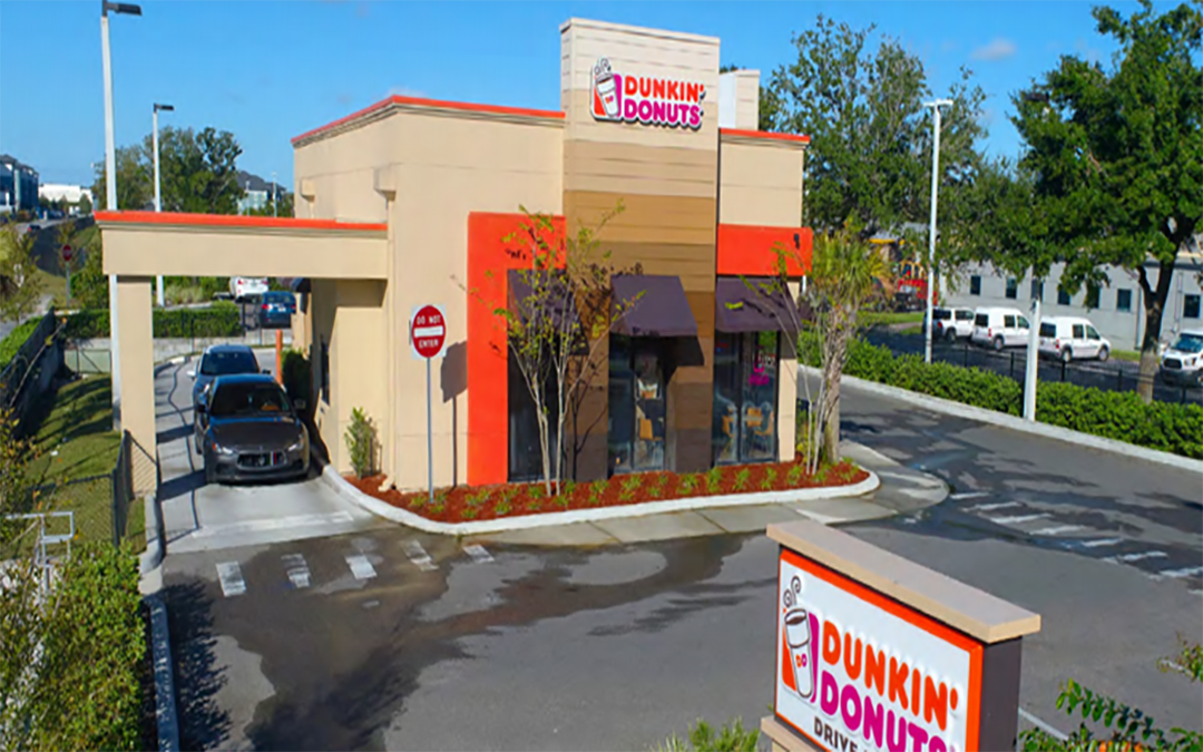 Dunkin Donuts (NNN) Orlando, Florida